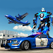 Download US Police Robot Car Transporter Police Plane Game 1.1 APK