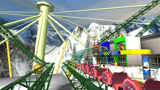 Download Roller Coaster 3D 7.8 APK