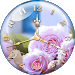Download Rose Clock Live Wallpaper ? 3.0.1 APK