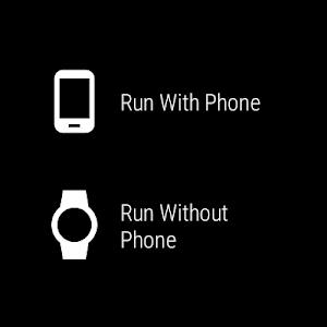 screenshot of Runkeeper - GPS Track Run Walk version Varies with device