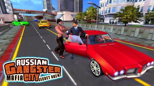 screenshot of Russian Gangster Mafia : City Secret Agent version 1.0.6