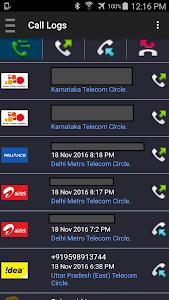 screenshot of SIM Info version 1.5