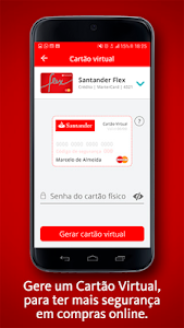 screenshot of Santander Way version 1.2.1