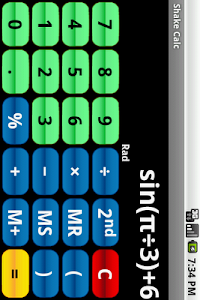 Download Shake Calc - Calculator 2.5 APK