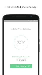 Download Shoebox - Photo Storage and Cloud Backup  APK
