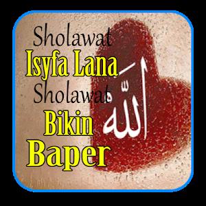 Download Sholawat Isyfa' Lana mp3 1.1 APK