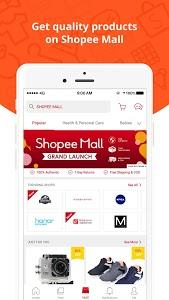 screenshot of Shopee PH: Free Shipping & COD version 2.32.09