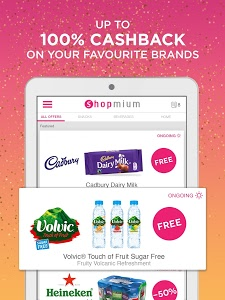 Download Shopmium - Exclusive Offers 4.26.10 APK