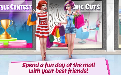Download Shopping Mall Girl - Dress Up & Style Game 2.2.7 APK