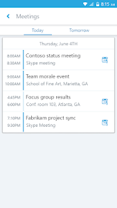 Download Skype for Business for Android  APK