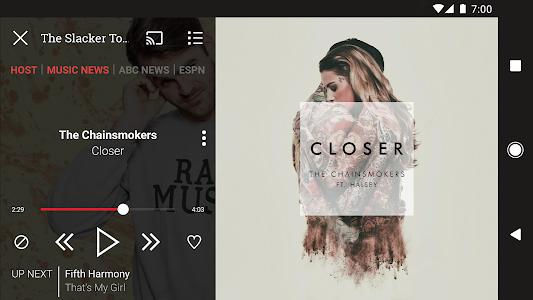Download Slacker Radio 7.24.9 APK