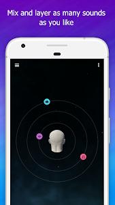 Download Sleep Orbit: Relaxing 3D Sounds, White Noise & Fan  APK