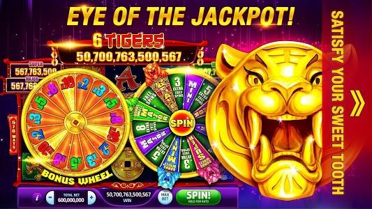 screenshot of Slotomania™ Slots - Vegas Casino Slot Games version 3.0.1