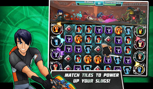 screenshot of Slugterra: Slug it Out 2 version 1.1.3
