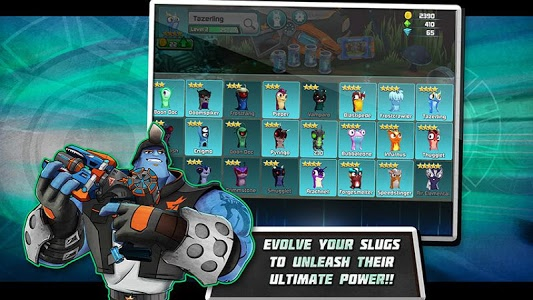 screenshot of Slugterra: Slug it Out 2 version 2.4.0
