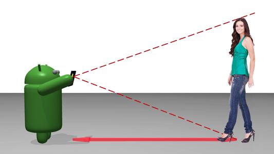 screenshot of Smart Measure version 1.6.11
