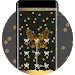Download Smooth Shining theme luxurious gold silver 1.0.2 APK