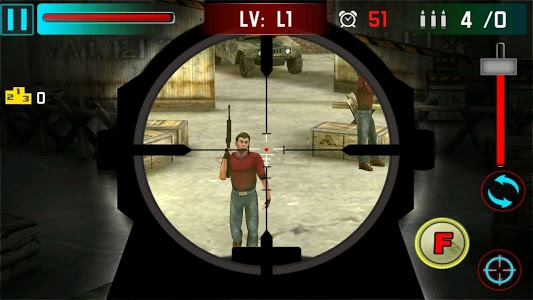 screenshot of Sniper Shoot War 3D version 2.3