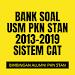Download Soal USM STAN 2009-2017 Sistem CAT 4.1 APK