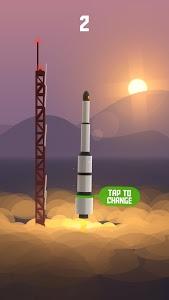 screenshot of Space Frontier version 1.1