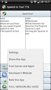 Download Speech to Text Translator TTS 3.0.3 APK