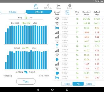 Download Speedcheck 5.0.0.8 APK