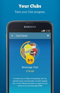 screenshot of Speedway Fuel & Speedy Rewards version 3.4