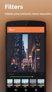 screenshot of Square InPic - Photo Editor & Collage Maker version 4.2.14