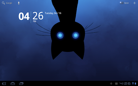 screenshot of Stalker Cat Wallpaper version 2.1
