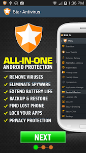 Download Star Antivirus 6.99 APK