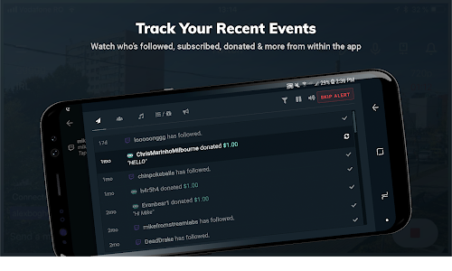 screenshot of Streamlabs - Stream Live to Twitch and Youtube version 1.4.51