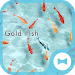 Download Stylish Wallpaper Gold Fish Theme 1.0.0 APK
