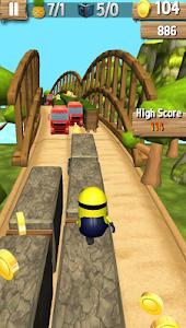 screenshot of Subway minion Surf version 1.0