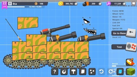 Download Super Tank Rumble 3.4.8 APK