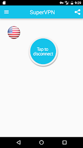 screenshot of Super VPN - Best Free Proxy version 5.9