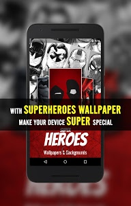 Download SuperHeroes Wallpaper 1.0.0 APK