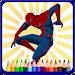 Download Superhero Coloring Book - Kids 1.0.0 APK