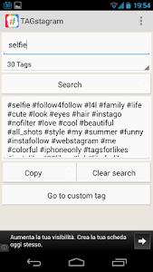 Download TAGstagram - IG TAG searcher 2.0.1 APK