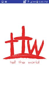 Download TTW - Tell The World 1.0.2 APK