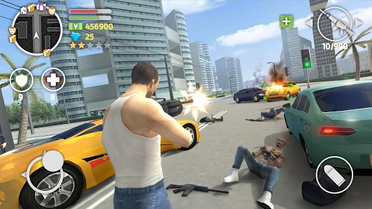 Download Mad City Gangs: Nice City 1.3.35 APK