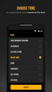 Download The Rock Clock™ 1.0.2 APK