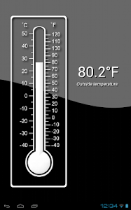 Download Thermometer (+StatusBar +Wear)  APK