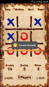 screenshot of Tic Tac Toe version 200.0.74