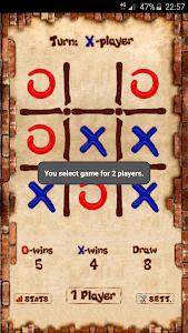screenshot of Tic Tac Toe version 100.1.72