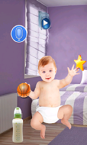 Download Tickle Talking Baby 1.1 APK
