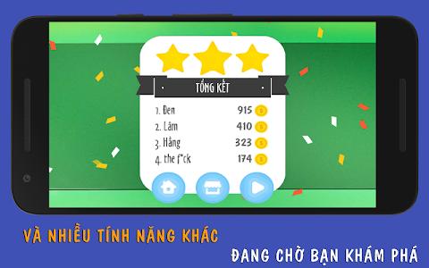screenshot of Tien Len Mien Nam version 2.1.5