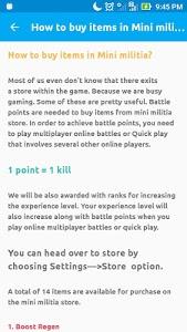 Download Mini Militia Army 1.0.4 APK