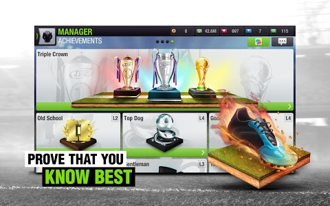 Download Top Eleven 2018 - Be a Soccer Manager 7.8 APK