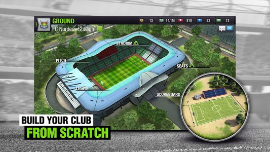 Download Top Eleven 2018 - Be a Soccer Manager 7.7.1 APK