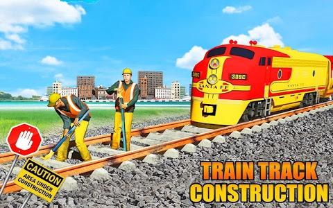 Download Train Games: Construct Railway 1.07 APK